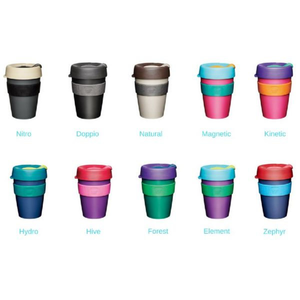 VASOS con TAPA L (454ml) -Keepcup-