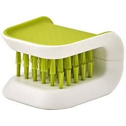 "CEPILLO LIMPIACUBIERTOS ""BRUSH-UP"" VERDE -Joseph&Joseph-"