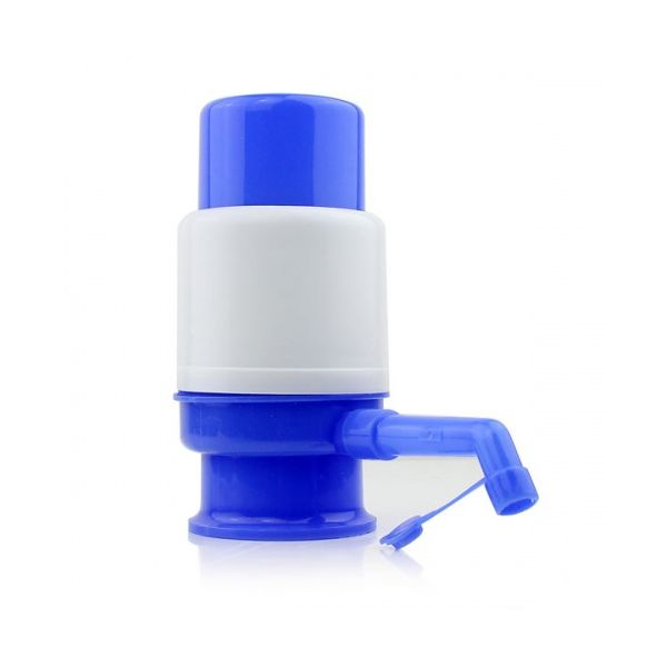 DISPENSADOR de AGUA Botellas 5 litros BOMBA MANUAL ADAPTADOR