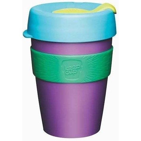 VASO con TAPA 340 ml ELEMENT M Changemaker -KeepCup-