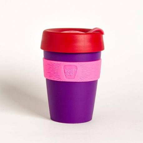 VASO con TAPA 340 ml HIVE M Changemaker -KeepCup-